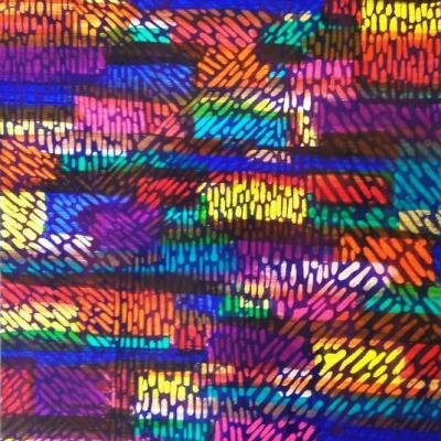 - Abstraits colorés
